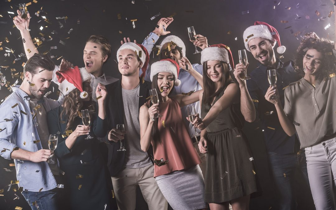 Why a Photo Booth is Perfect for your Holiday Celebration